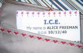 Día de la madre ICE Hankie