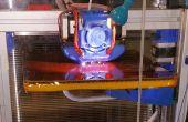 3D impresora calienta cama aislamiento (con manta de Aerogel)