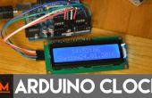 Reloj en tiempo real de Arduino usando el Ds1302