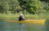 Hacer un Kayak de madera