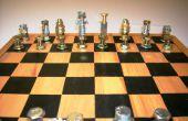 El conjunto del ajedrez hardware