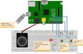 Implementación de reproductor de MP3 con frambuesa Pi