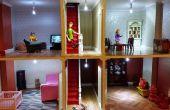 Iluminación de casa de muñeca fácil de LED