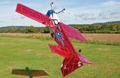 Volar 3D con un plano modelo