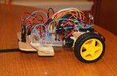 Bob el Robot de la línea siguiente de Arduino