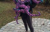 Bebé traje de pulpo - movimiento tentáculos