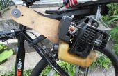 Bicicleta de mpg 130 (55 kml)