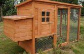 Cómo construir un gallinero