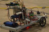 Home Sentry Robot proyecto del Roadshow de Intel-IoT en Austin, TX por el RoboDorks