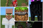Mobs de Minecraft Pe