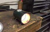Estufa de leña de tanque de propano para $5