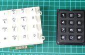 Tutorial de Arduino - teclados numéricos