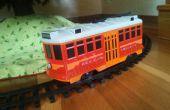 Frambuesa Pi controlado Red Car Trolley