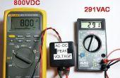 AC-DC Peak Voltage