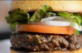 Aprender a cocinar una hamburguesa a la parrilla perfectamente