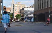 S.Alt ciudad: Código QR Mural interactivo