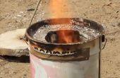 ¿Cómo hacer metal líquido?