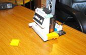 DIY soporte/cargador de teléfono celular de Lego