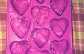 Aloe Vera quemaduras corazones