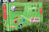 Jugar Pacman con Makey Makey