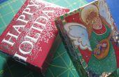 Cajas de tarjetas de