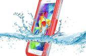 Cómo proteger tu Samsung S5 de agua al jugar deportes acuáticos