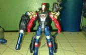 El Ultimate Iron Man ensambladores Figure