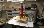 Cómo construir una bobina de Tesla