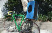 Moto fiesta Sound System - fácil trasero Rack estilo