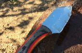 Hacer un cuchillo de acero high-carbon