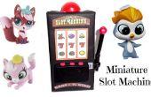 Miniatura tragaperras juguete (arte)