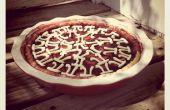 Tarta de fresa balsámica Pi
