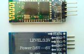 Primeros pasos con Arduino - comunicación Bluetooth