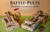 "Catapulta juego ""Batalla-Pults"""