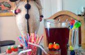 Halloween dulce Pixie té