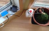 Planta de Arduino controlado de riego sistema y personalizados salidas de receptáculos de CA