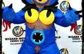 """Cómo hacer Big Hero 6: traje de """"Fredzilla"""""""