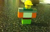 Cómo hacer que un chico de Roblox Lego