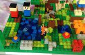 LEGO Minecraft zona