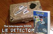 Detector de mentiras de Dewey Mac interrogador 3000