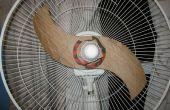 Aspa del ventilador de cartón