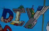 Arte de la cinta del conducto lo que es y cómo se puede utilizar