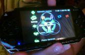 Cómo instalar temas, fotos, música, vídeos y juegos en una Playstation Portable (PSP)