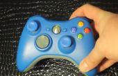 Xbox 360 Controller Mod para Sprint, Crouch y gatillo de pelo