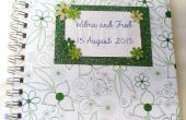 Sobres boda libro de visitas