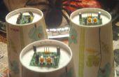 Sensores activan Halloween WAV archivos