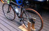 Soporte de bicicletas - fácil y Simple