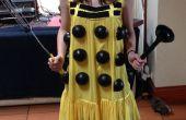 Mi Doctor que Dalek vestido