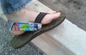 Heelstraps Caprisun bolsa para sandalias
