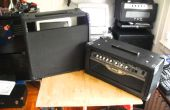 MODIFICACIÓN de amplificador de guitarra eléctrica